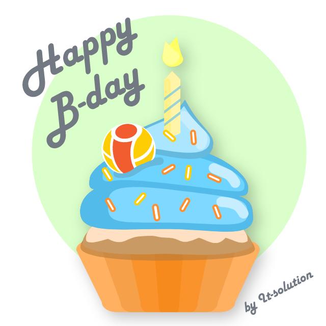 День рождения в Битрикс24